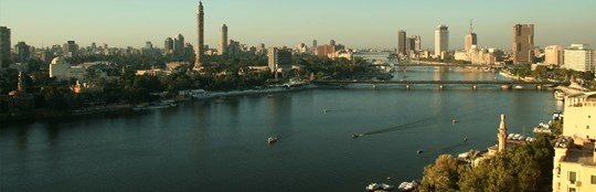 Unleashing River Transport performance in Egypt